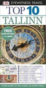 DK Eyewitness Top 10 Travel Guide: Tallinn, , New Book