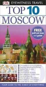 DK Eyewitness Top 10 Travel Guide: Moscow, Willis, M, New Book