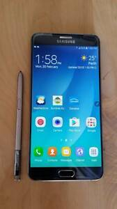 Galaxy NOTE 5  32GB Unlocked East Victoria Park Victoria Park Area Preview