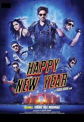 Happy New Year   Shahrukh Khan  Deepika Padukone    Bollywood Hindi Movie Dvd
