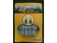 Air alert valves for car, bike, motorbike