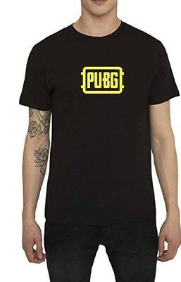 PUBG Mobil  Graphics  T Shirt Gamer  Tee S-XL