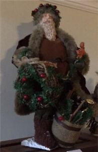 Old World Santa Collection and other Christmas items