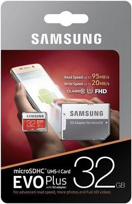 32GB Samsung EVO Micro SD Memory Card for Samsung GALAXY NOTE S4 S 4 S3 S 3 MINI comprar usado  Enviando para Brazil
