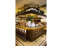 Cocktail Bar Manager - Spitalfields - E1