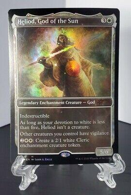 Heliod, God of the Sun 068 Foil Mythic - Magic MTG Theros Secret Lair SLD - NM