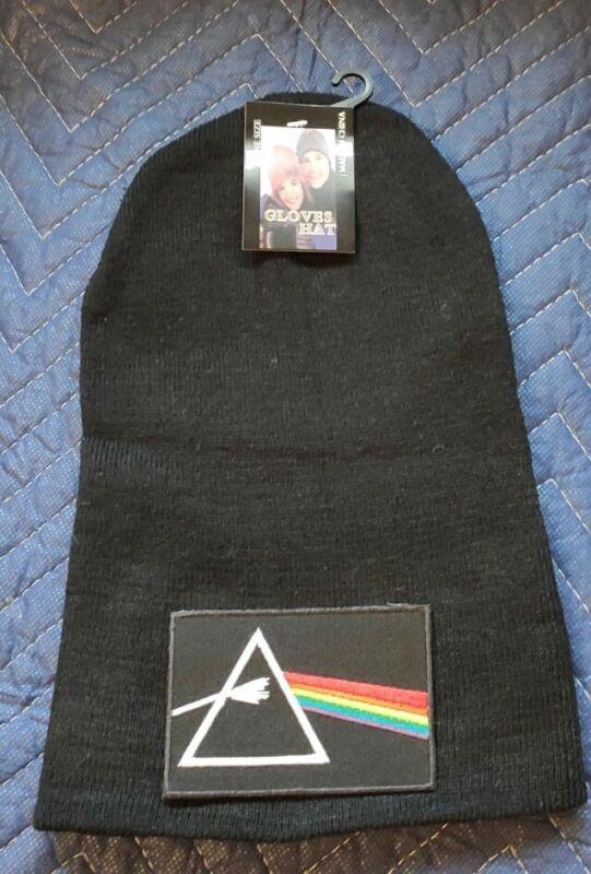 Pink Floyd Hat WINTER Pink Floyd knitted skull cap hat