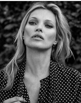 Kate Moss For Equipment Star Print Neck Tie Blouse Designer Top xs