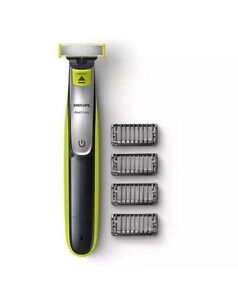 Philips QP2530/25 ONEBLADE Electric Trimmer Styler Shaver 4x Combs Wet and Dry