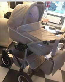 Babo pram and car seat set £200
