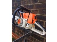 Stihl MS 260 Professional Chainsaw With bar and chain Exchanges welcome