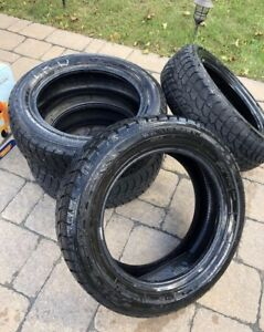 4 Winter tires 225/60/r18