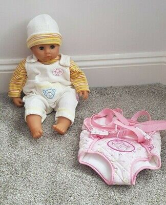 Baby Annabell doll play set.