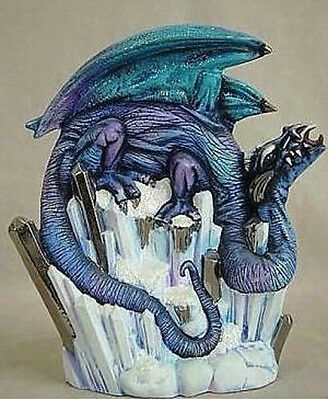 Ceramic Bisque Ready to Paint Winter Dragon (small)