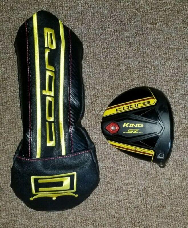 Cobra Speedzone Xtreme 12.0* club head only with club-head cover