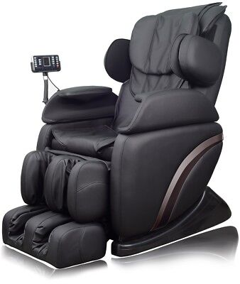 Ic-deal Brand Shiatsu Recliner Truly Zero Gravity Heated ...