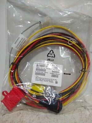 Motorola Control Head Power Speaker Cable Wiring Xtl Apx