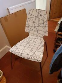 4 x Ikea Vilmar Chairs