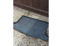 Sx4 ridged car boot tray and sx4 car mats
