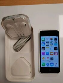 iPhone 5c boxed white