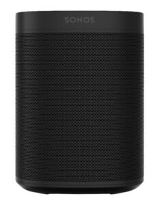 Brand NEW Sonos One Compact Wireless Speaker Home Sound System Seal Black