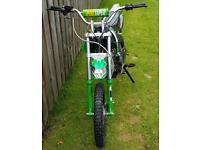 MXB pit bikes