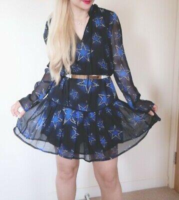 Just Cavalli dress 8, 10!