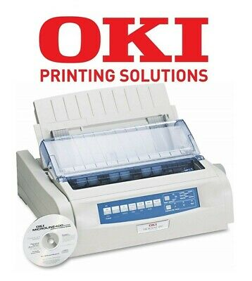Flash Sale! Oki MICROLINE 490 Workgroup Dot Matrix Printer New Unopened