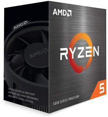 AMD Ryzen 5 5600X 6-core 12-thread Desktop Processor - 6 cores And 12 threads