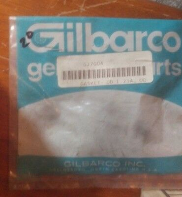 Gilbarco Gasboy Lot Of 6 Gaskets For 9100a Fuel Pump Dispenser Id 1.234 027004