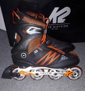 Patin roue aligné K2 neuf