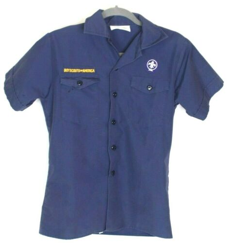 Youth Large Cub Scout Uniform Great for a Camp Shirt!