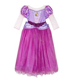 Disney Princess Rapunzel dressing up outfit from Harrods in London £49. Brand new with tags