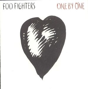 Foo-Fighters-One-By-One-CD-Dave-Grohl-All-My-Life-Have-It-All