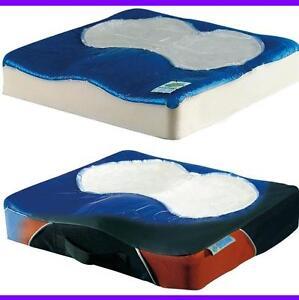 Cojin gel viscoelastico anti ulceras escaras antiescaras silla de ruedas fisuras ebay - Cojin silla de ruedas ...
