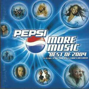 PEPSI-MORE-MUSIC-BEST-OF-2004-2-CDS-NICKELBACK-ESKIMO-JOE-PINK-BEYONCE