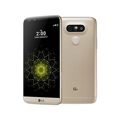 """LG G5 H830 32GB T-Responsive Touchscreen Camera 5.3"""" Android Smartphone Gold"""
