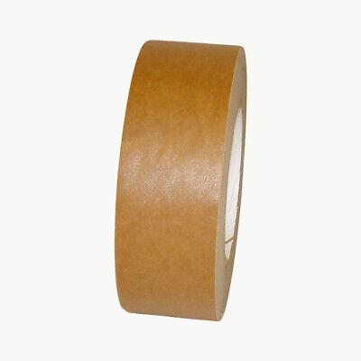 Jvcc Fppt-01 Kraft Flatback Paper Packaging Tape 2 In. X 60 Yds. Brown