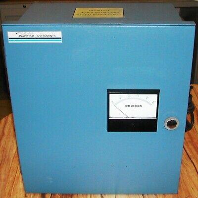 Teledyne 306wamx Trace Oxygen Analyzer