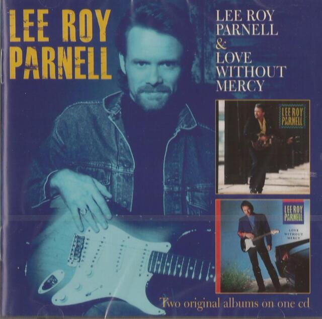 Lee Roy Parnell & Love Without Mercy (CD) NEW/SEALED