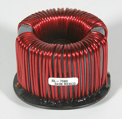 Renco Inductor Double Coil Each 9.25 Mh Commom Mode Choke