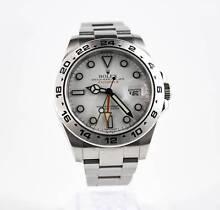 ROLEX EXPLORER II (216570) | The Watch Finder Co. Melbourne CBD Melbourne City Preview