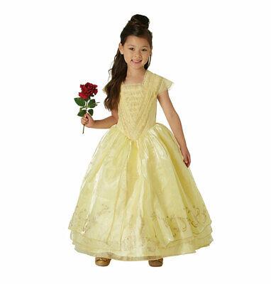 Rubies Die Schöne und das Biest Kleid Fasching - Die Schöne Und Das Biest Kostüme