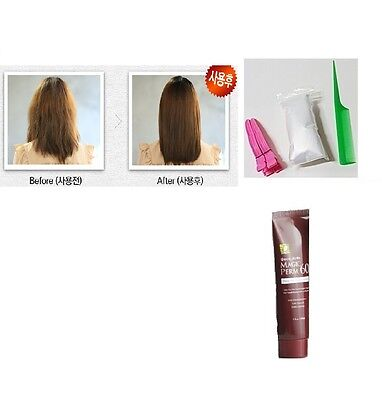 NEW Self Hair Care Magic Straight Smooth Rebonding Perm Slick Straightener Cream