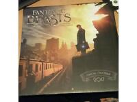 Fantastic Beasts and Where to Find Them 2017 Calendar brand new in wrapping