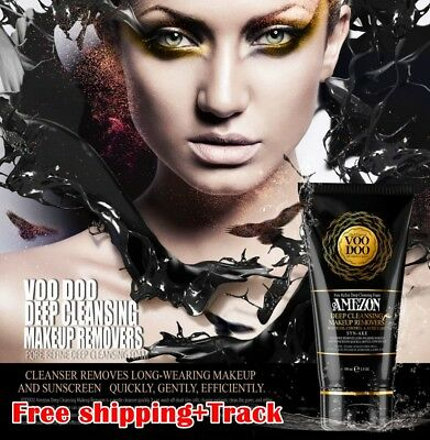 Voodoo Amezon Deep Cleansing Foam Makeup Removers White Oil Control, Acne Care - Voodoo Makeup