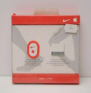 7b2cab775 Nike + Apple iPod Tracker Sports Shoe Sensor Kit MA692ZM B Boxed