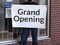 """Grand Opening"" 3 feet by 2 feet vinyl banner Kitchener / Waterloo Kitchener Area image 1"