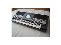 Yamaha PSR 9000 Electronic keyboard with footpedal.