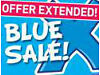 CHEAP Static Caravans BLUE X SALE EXTENDED at Brynowen Holiday Park Borth Mid Wales Borth